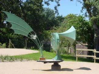 Jardin du vent ouvertures coordonn es activit s mairie de notre dame de monts en vend e for Le grand jardin in notre dame de monts