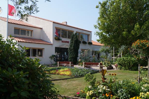 Mairie de notre dame de monts horaires visite virtuelle mairie de notre dame de monts en - Office de tourisme de notre dame de monts ...